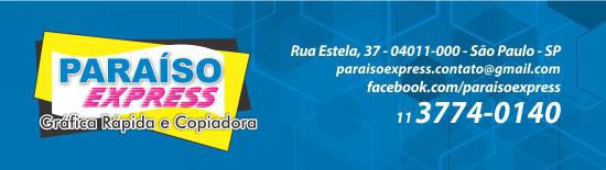 Logo Gráfica Paraiso Express
