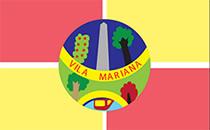 Bandeira do bairro da Vila Mariana